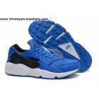 wholesale Nike Air Huarache Blue Mens Running Shoes