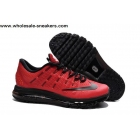 Nike Air Max 2016 Red Black US7 - US13 Mens Shoes