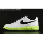 wholesale Nike Lunar Force 1 White Volt Black Mens Shoes