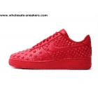 Nike Air Force 1 LV8 VT All Red Mens Shoes
