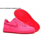 wholesale Womens Nike Air Force 1 GS All Pink Shoes