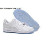 wholesale Nike Lunar Force 1 '14 All White Mens Shoes