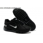 Black Nike Air Max 2013 Mens Running Shoes