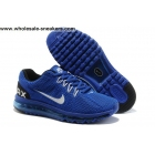 wholesale Blue Nike Air Max 2013 Mens Running Shoes
