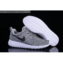 Nike Yeezy Boost 350 RosheRun ID Grey White Mens Trainer