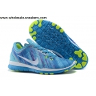 wholesale Womens Nike Free TR 5.0 Fit 5 PRT Blue Trainer