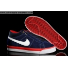 wholesale Nike Match Supreme Mid Navy Red Mens Casual Shoes