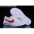 wholesale Womens Nike Roshe Cortez White Red Trainer