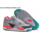 wholesale Nike Air Flight 89 Wolf Grey Mens Basketball Shoes