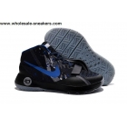 Nike KD Trey 5 III THUNDER BOLT Black Blue Mens Sneaker