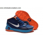 wholesale Nike KD Trey 5 III Blue Mens Basketball Shoes