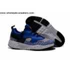 wholesale Womens Nike Air Huarache Utility PRM 3M Blue White