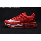 Nike Air Max 2016 Red Size US7 - US13 Mens Shoes