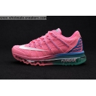 Womens Nike Air Max 2016 Pink Blue Running Shoes