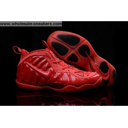 Nike Air Foamposite One Pro Gym Red