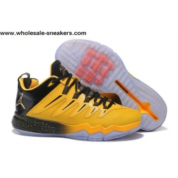 Jordan CP3 IX Black Laser Orange Infrared 23