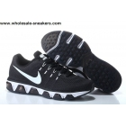 wholesale Nike Air Max Tailwind 8 Black White Mens Running Shoes