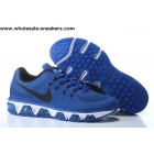 wholesale Nike Air Max Tailwind 8 Blue White Black Running Shoes