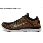 wholesale Nike Free 4.0 Flyknit Multi Color Mens Running Shoes