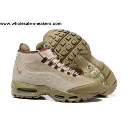 Nike Air Max 95 Khaki Mens Sneakerboot