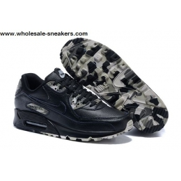 Nike Air Max 90 QS Black London City Collection Mens Shoes