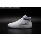 wholesale Nike Air Force 1 Flyknit White Mens and Womens Shoes