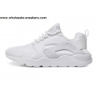 wholesale Mens & Womens Nike Air Huarache RUN ULTRA All White