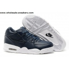 wholesale Womens Nike Air Flight 89 Navy Blue White