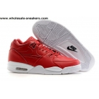 Nike Air Flight 89 Red White Mens Shoes