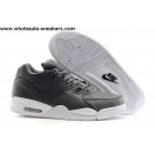 wholesale Nike Air Flight 89 Grey White Mens Shoes