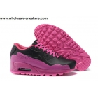 wholesale Womens Nike Air Max 90 Tokyo City Black Pink Shoes