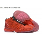 wholesale Jordan Super Fly 4 Jacquard GYM RED Basketball Shoes