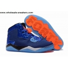 wholesale Air Jordan Spizike 40 PE Royal Blue Mens Shoes