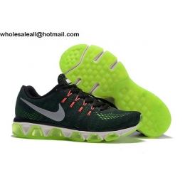 Nike Air Max Tailwind 8 Dark Green Mens Running Shoes 12389