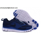 wholesale Nike Free 5.0 Flyknit Blue Mens & Womens Running Shoes