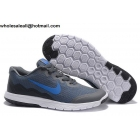 wholesale Nike Flex Experience 4 Grey White Mens Running Shoes
