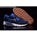 wholesale Nike Air Max 90 Navy Blue Mens & Womens Shoes