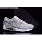 wholesale Nike Air Max 90 Grey Mens & Womens Shoes