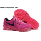 wholesale Womens Nike Air Max Tailwind 8 Pink Black Running Shoes