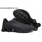 wholesale Nike Shox Turbo 21 Carbon Black Mens Running Shoes