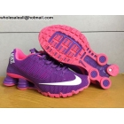 wholesale Womens Nike Shox Turbo 21 Purple White Pink Running Shoes