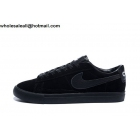 wholesale Nike Blazer Low CDG Black Mens & Womens Shoes