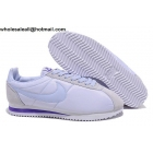 wholesale Nike Cortez White Purple Womens Trainer