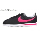 wholesale Nike Cortez Black Pink White Womens Trainer