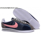 wholesale Nike Cortez Nylon Navy Pink Grey Womens Trainer