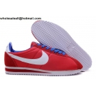 wholesale Nike Classic Cortez Nylon Red White Mens & Womens Trainer
