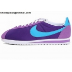 wholesale Nike Classic Cortez Nylon Purple Blue Mens & Womens Trainer