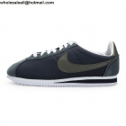 wholesale Nike Classic Cortez Dark Blue Grey Mens Trainer