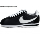 wholesale Nike Classic Cortez Black White Mens & Womens Trainer