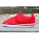 wholesale Nike Cortez Embroidery Red White Mens & Womens Trainer